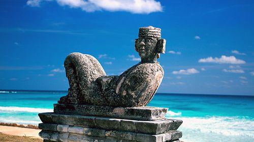 Cancun Beach Paradise